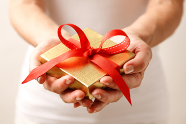 Give the Gift of Financial Peace of Mind