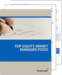 Announcing: WrapManager's Q2 2016 Top Equity Money Manager Picks