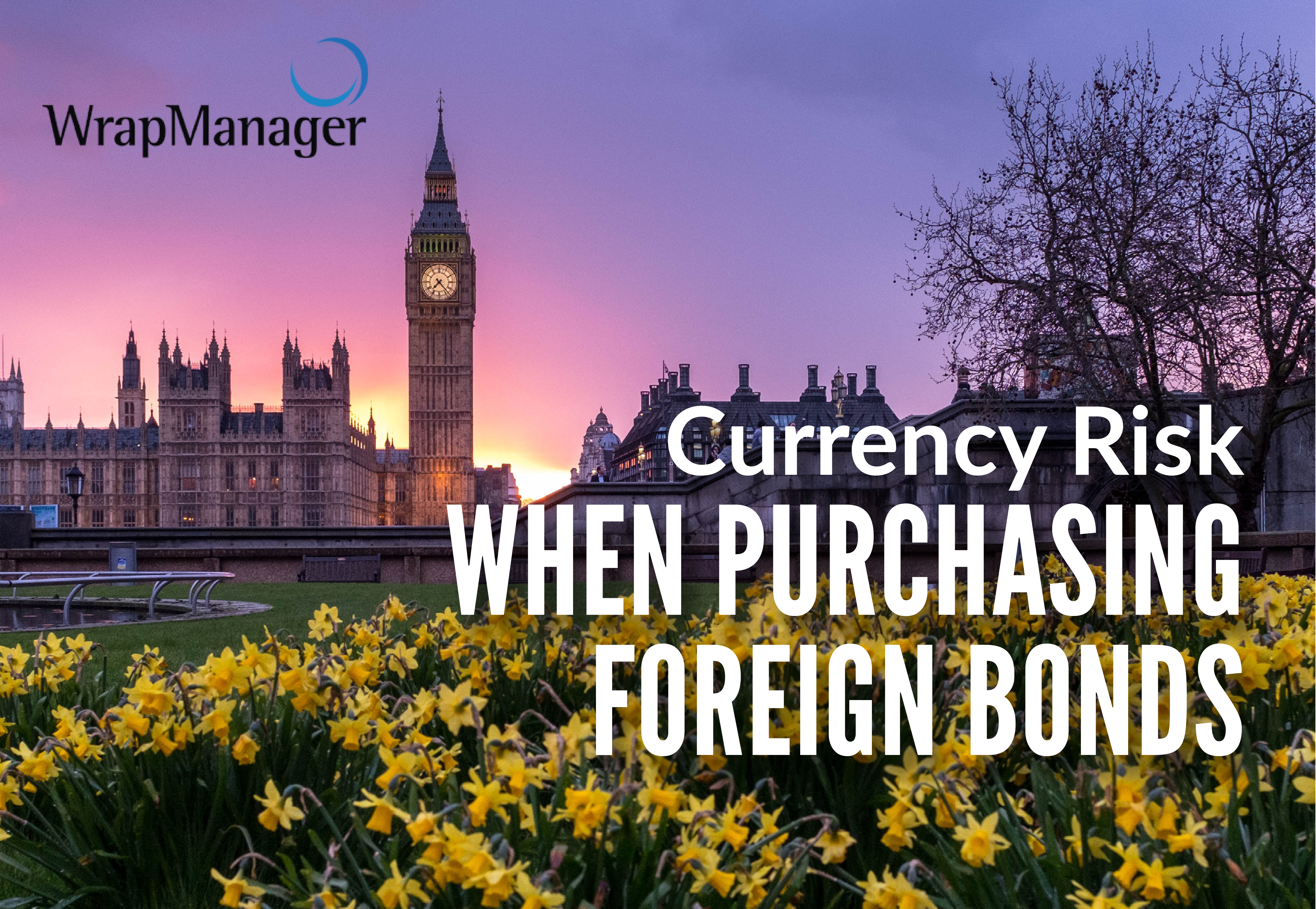Currency Risk in Purchasing Foreign Bonds