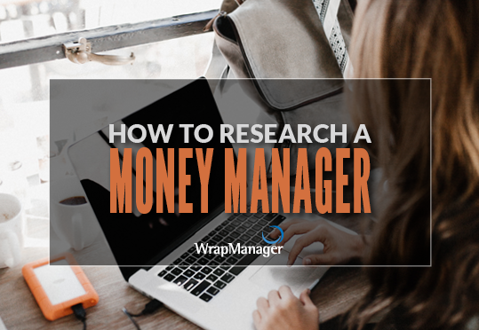 How to Research a Money Manager