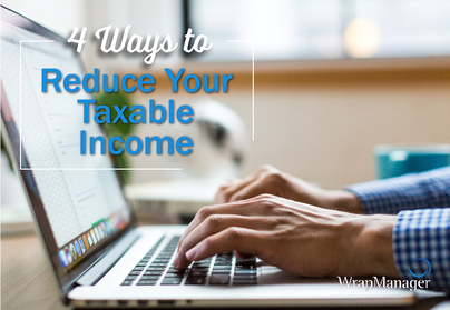 Reducing Your 2018 Taxable Income