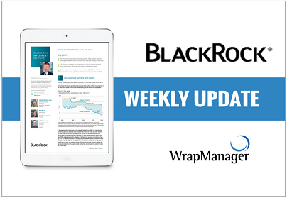 BlackRock Reports on China's Currency, Domestic GDP Data, and the Fed's View of the Economy