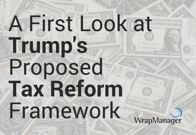 An Initial Look at Trump's Tax Reform Framework