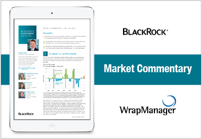 BlackRock Commentary: An Upside U.S. Growth Surprise