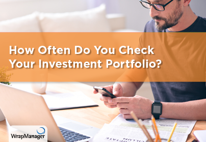 Can You Improve Returns by Checking Your Investment Portfolio Less?