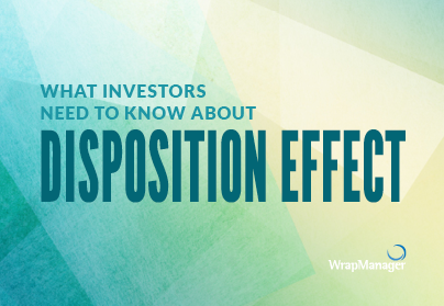 What Investors Need to Know About the Disposition Effect