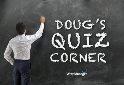 Accepting Bond Tender Offers: Doug's Quiz Corner
