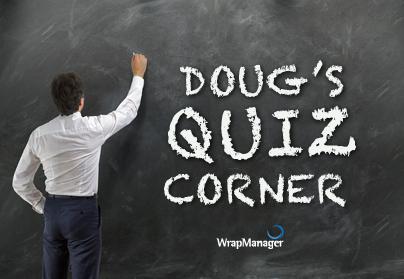 Which is Less Volatile, Stocks or Bonds? Doug's Quiz Corner