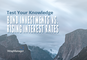 Evaluating the Relationship Between Bond Investments and Rising Interest Rates: Doug's Quiz Corner