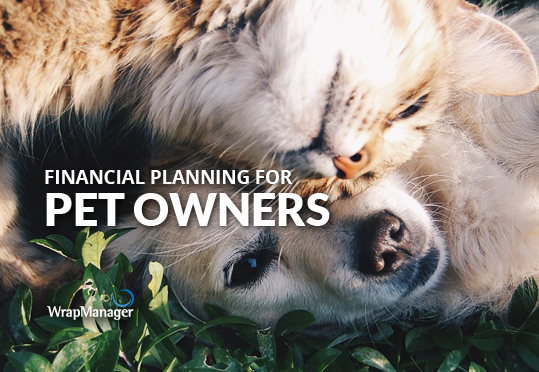 Financial Planning for…Pet Owners?