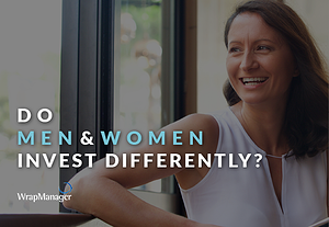 Do Men and Women Invest Differently?