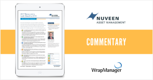 Nuveen Reviews 2017 Predictions and Looks Ahead to 2018