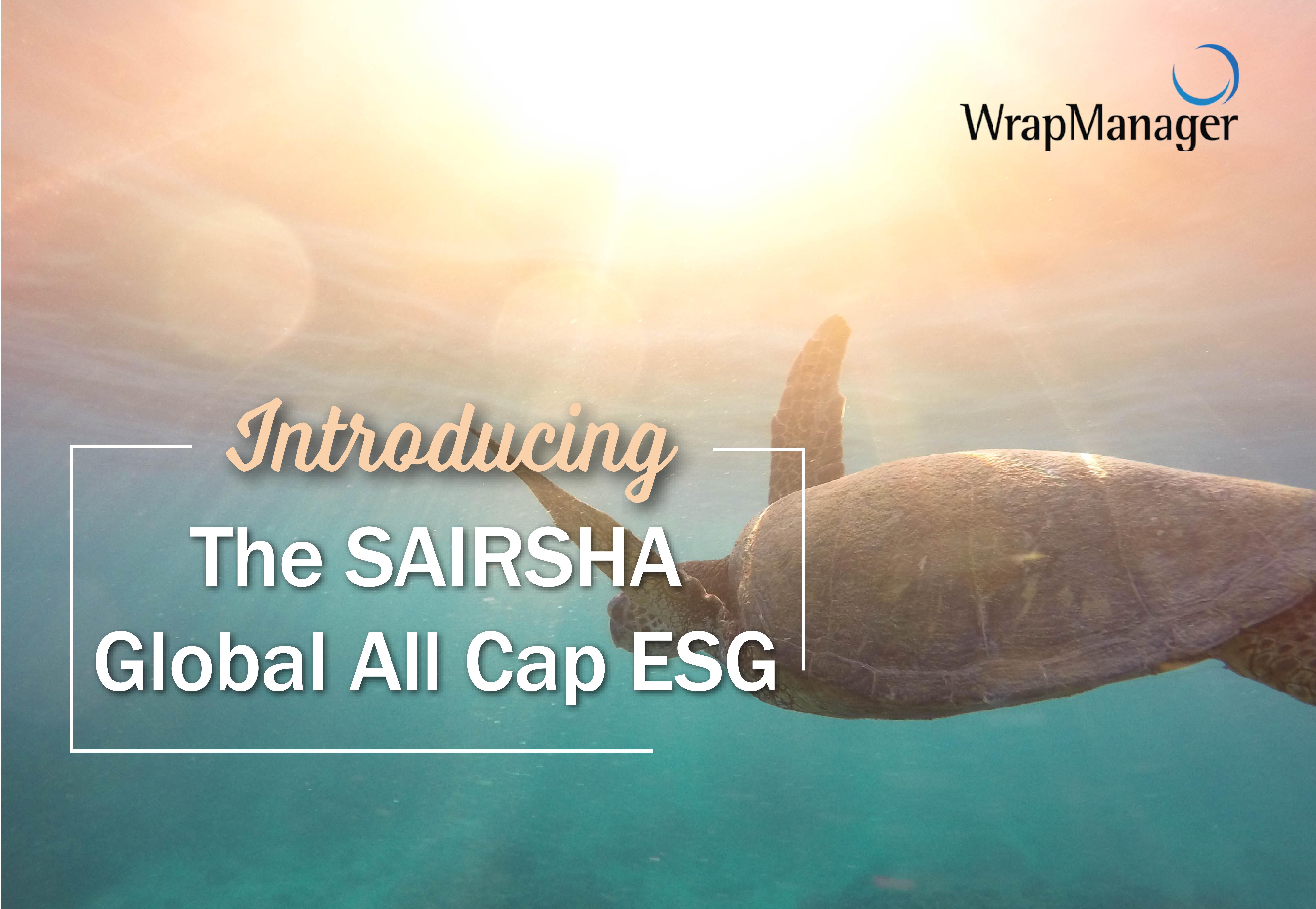 SAIRSHA Global All Cap ESG Portfolio