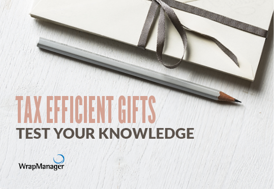 What's the Best Way to Make Tax Efficient Gifts to Adult Children? – Doug's Quiz Corner