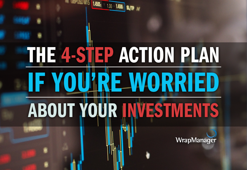 The 4-Step Action Plan if You're Worried About Your Investment Portfolio
