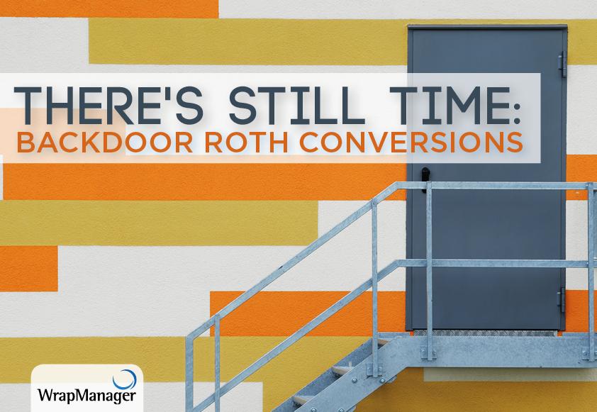 Backdoor roth ira conversion strategy